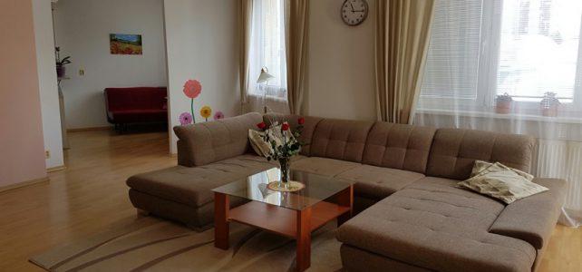 3 izbový byt na prenájom, Slávičie údolie, BA I