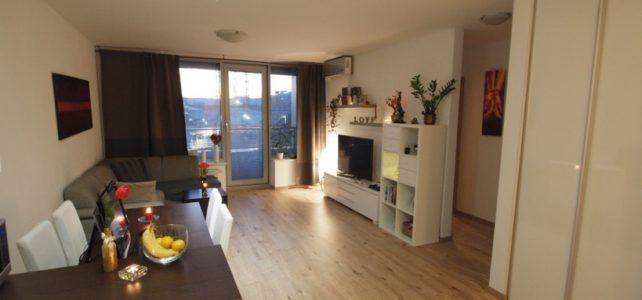Na predaj 2 izbový byt na Bajkalskej ulici v bytovom dome Tri veže.