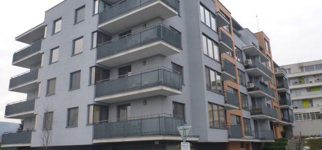 Ponúkame na predaj 3 izbový byt v novostavbe – Slanec – Horská ulica – Rača – Krasňany