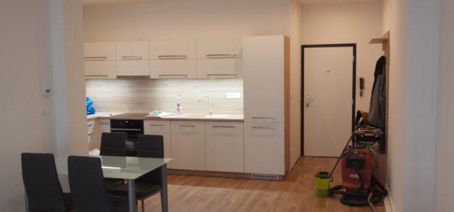 Ponúkame na prenájom 2 izbový byt vcentre mesta na Gorkého ulici