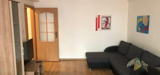 Ponúkame na prenájom 2 izbový byt na Blumentálskej ulici – Staré mesto